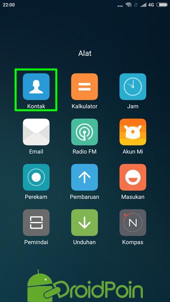 Cara Memblokir Nomor di Android