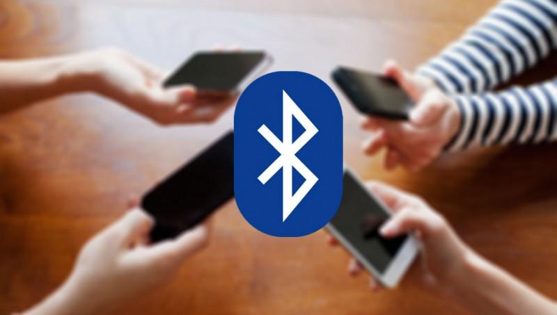 Bluetooth Ilustrasi