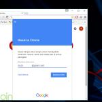 Cara Masuk ke Chrome (PC)