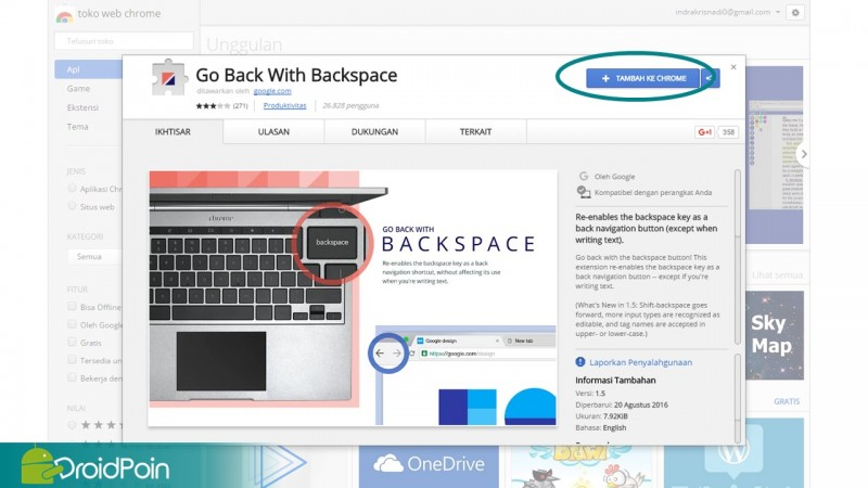 Go Back with Backspace Chrome-2