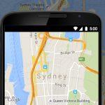 Google Maps di Android