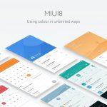 MIUI8 apps design