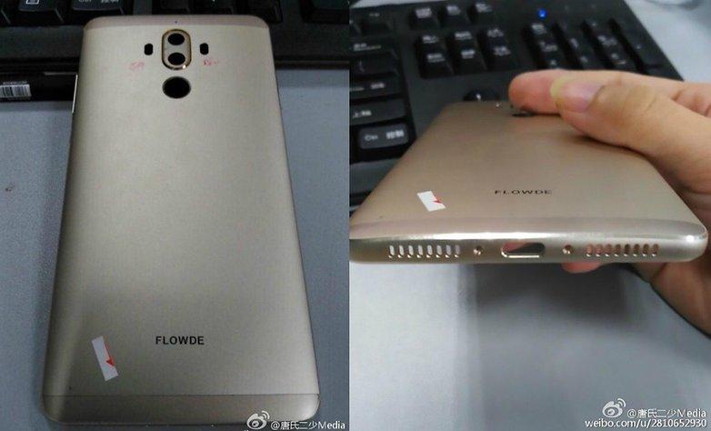 Beginilah Render Desain dari Huawei Mate 9