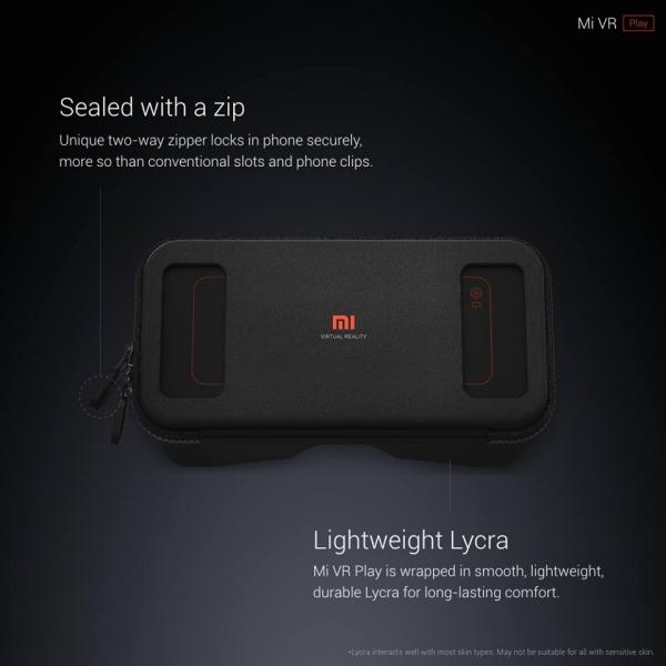 Mi VR Play, VR Headset dari Xiaomi