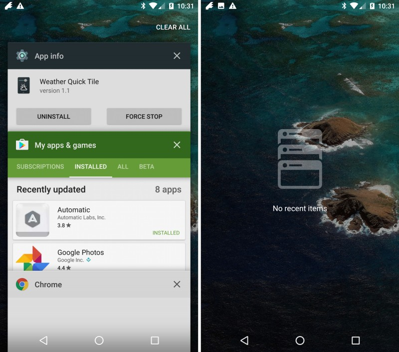 10 Fitur Terbaik Android 7.0 Nougat Part 1