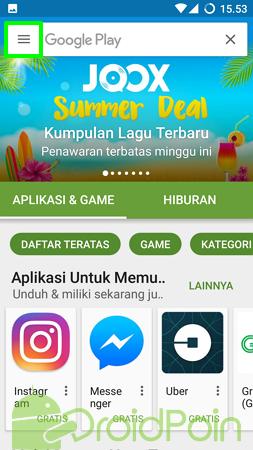 Cara Beralih ke Akun Play Store yang Baru