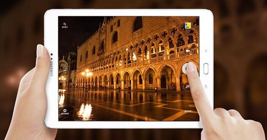Samsung Galaxy Tab S3 Ilustrasi