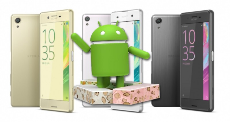 Sony - Android 7.0 Nougat