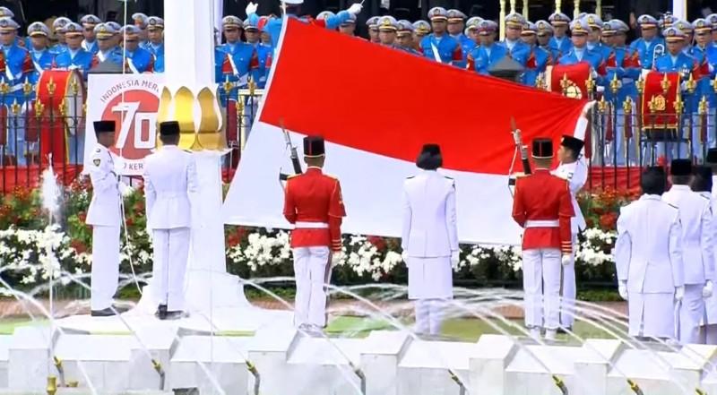 Upacara Bendera RI