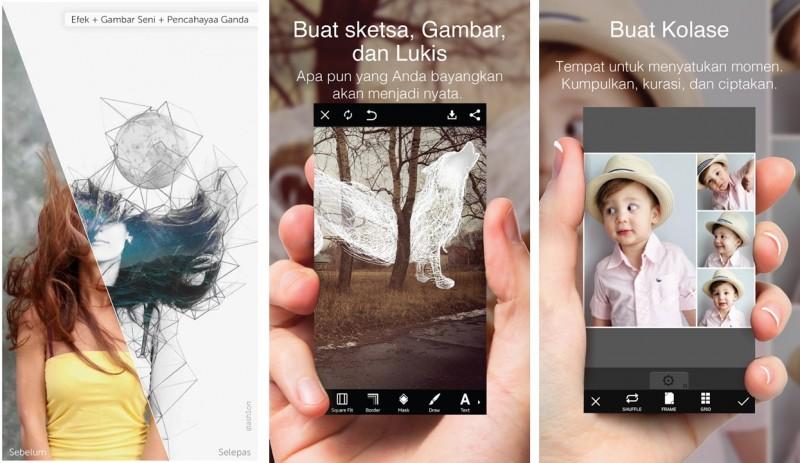 aplikasi-android-untuk-edit-foto-picsart