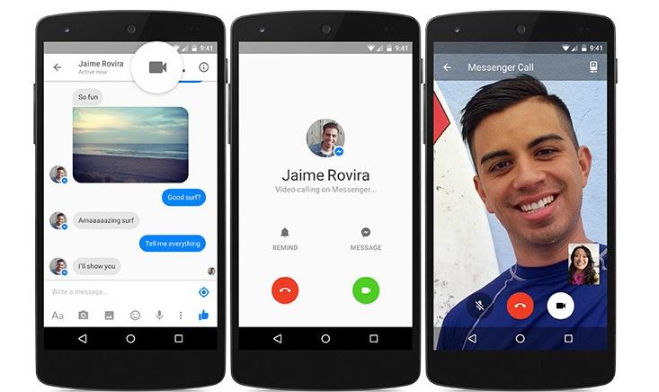 aplikasi vidio chat untuk android Video chat aplikasi untuk membantu mencapai your facebook teman di android dan ios ponsel  facebook selalu menambahkan fitur baru ke situs populer dan app, namun tidak selalu pada waktu yang sama.