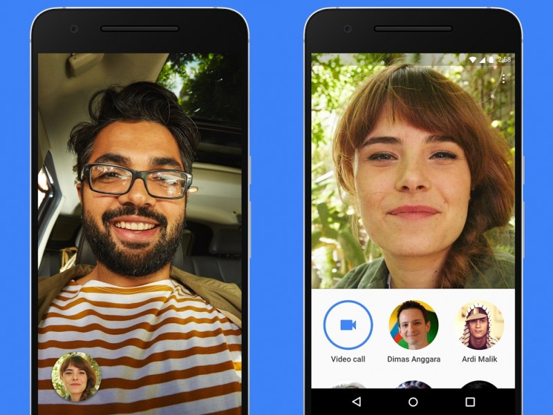 aplikasi vidio call di android