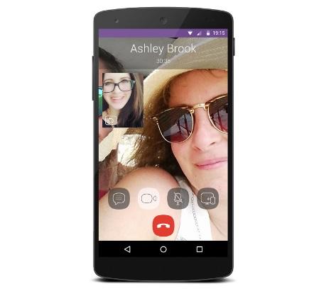 aplikasi-android-untuk-video-call-viber