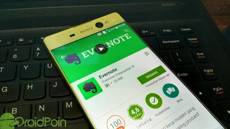 5 Aplikasi Android untuk Penulis
