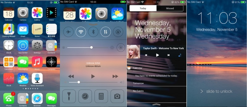 cleanui-launcher
