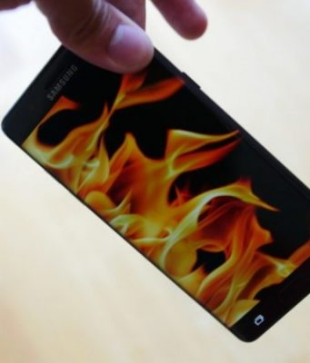Korban Samsung Galaxy Note 7 Kembali Bertambah