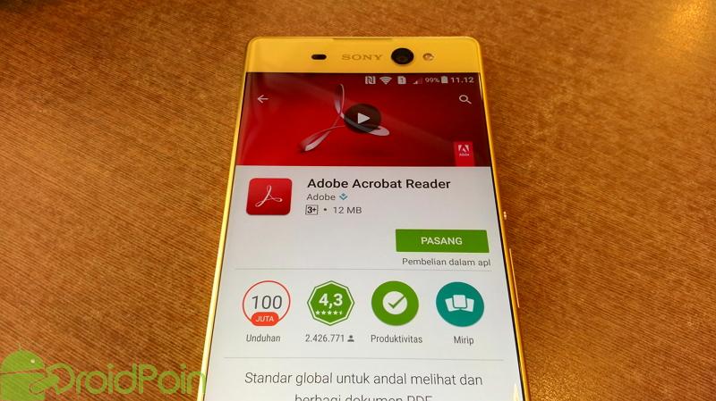 4 Aplikasi PDF Reader untuk Android
