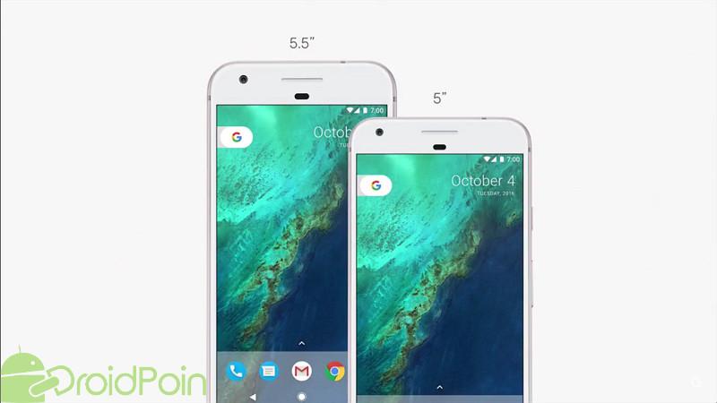 Pixel dan Pixel XL Resmi Diperkenalkan Oleh Google