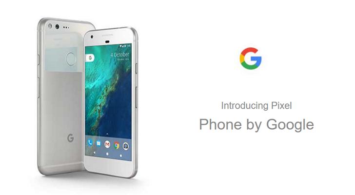 Google Pixel dan Pixel XL Muncul di Carphone Warehouse