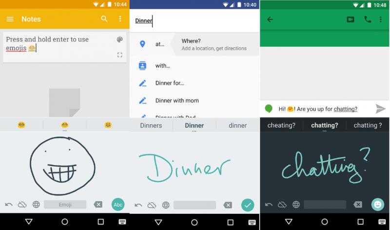 google-handwriting-input