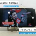 Review Moto E3 Power Indonesia (Spesifikasi, Performa, Kamera, dan Kualitas)