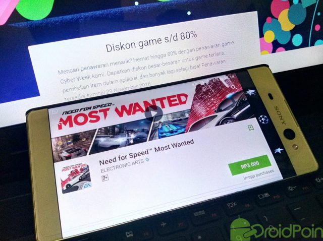 Game Need for Speed™ Most Wanted Sedang Diskon, Kini Hanya Rp3.000