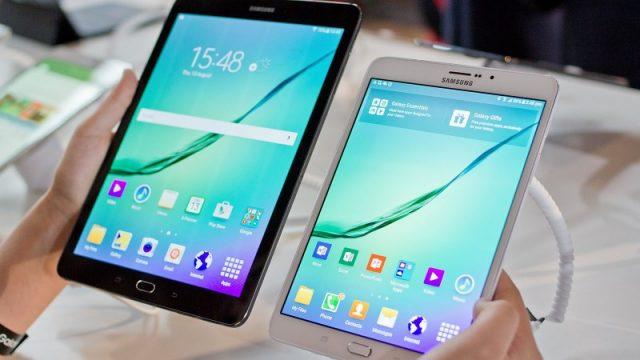 Samsung Galaxy Tab S3 Sudah Mulai Diuji
