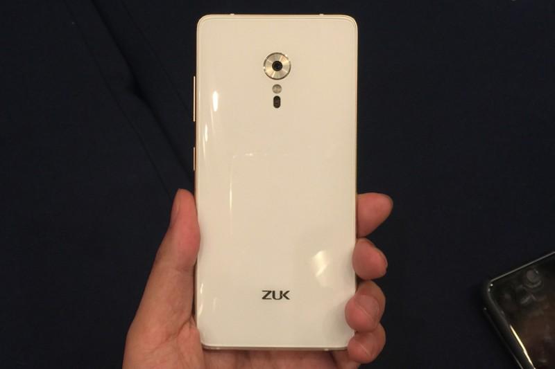 Lenovo siapkan ZUK Edge?