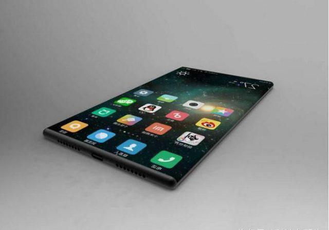 Xiaomi Mi Mix 2 akan Benar-Benar Tanpa Bazel?