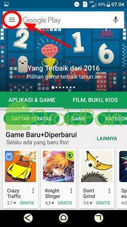 Cara Menambahkan Aplikasi di Play Store ke Daftar Aplikasi yang Diinginkan