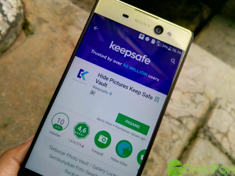 3 Aplikasi untuk Menyembunyikan Foto, Video, dan Lainnya di Cloud (Android)