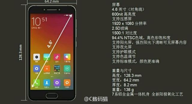 Mi S: Ponsel Flagship Mungil dari Xiaomi
