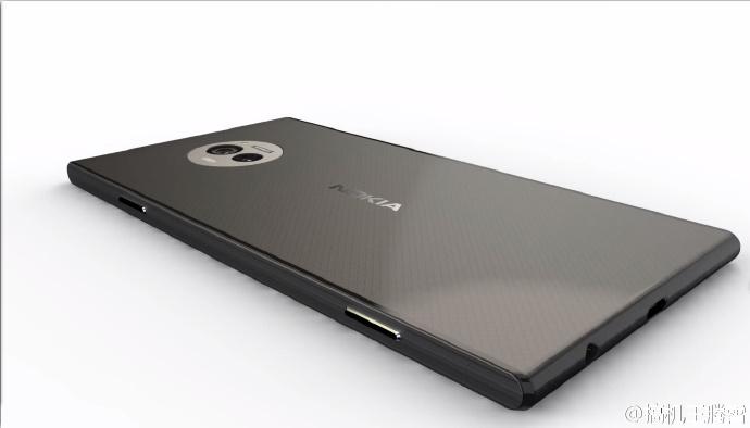 Beginikah Tampilan dan Spesifikasi dari Nokia C-1?