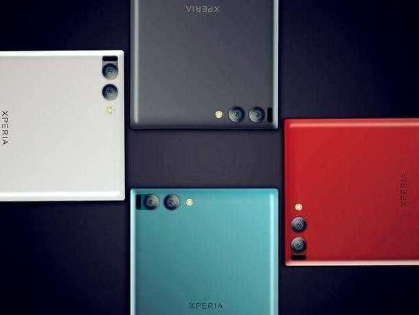 Sony Siapkan Ponsel Penantang Xiaomi Mi Mix?