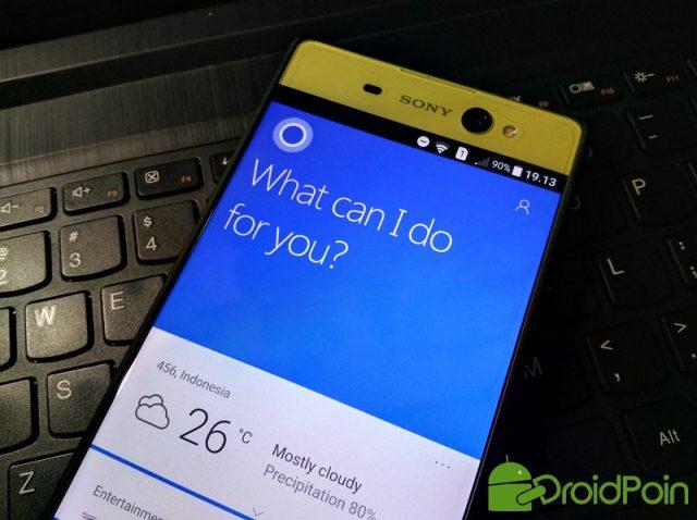 Tak Lama Lagi Cortana Bisa kamu Akses dari Locksreen!