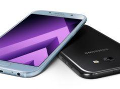 Samsung Resmi Perkenalkan Galaxy A3, A5 dan A7 (2017)