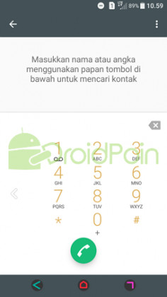 Cara Diagnosa (Test Hardware) Android Sony Xperia