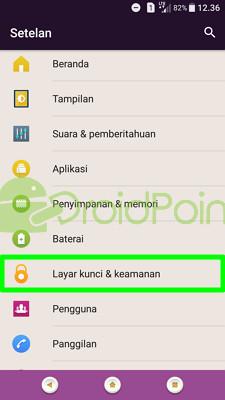 Cara Mengunci Kartu SIM di Android