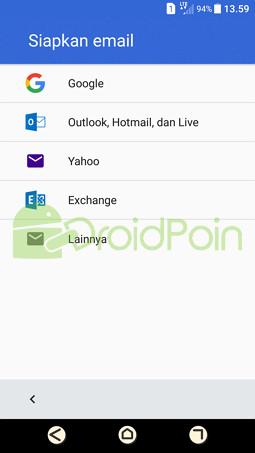 Cara Menambahkan Akun Outlook di Gmail