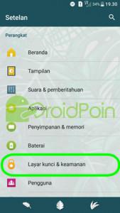 Cara Mengaktifkan Screen Pinning di Android