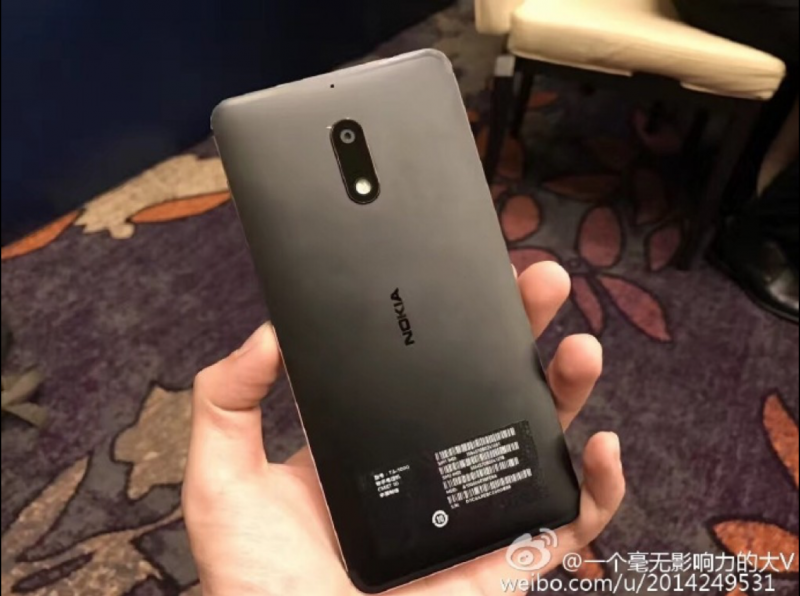 Berbagai Foto Hands-on Nokia 6