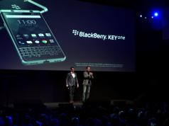 BlackBerry KEYone a.k.a Mercury Resmi Diperkenalkan