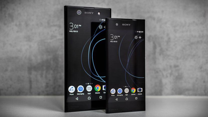 Suksesor Sony Xperia XA dan Xperia XA Ultra Resmi Diperkenalkan