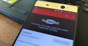 Apa itu YouTube Red?
