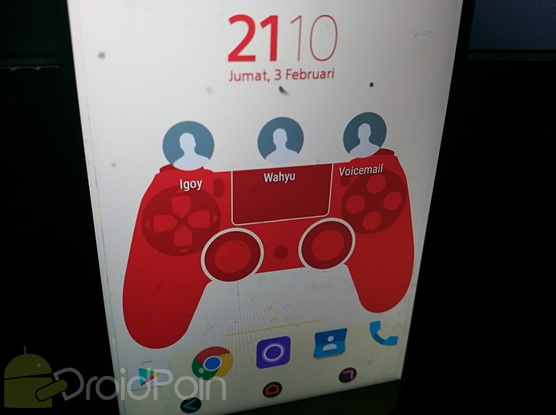 Membuat Shortcut Kontak di Home Screen Android