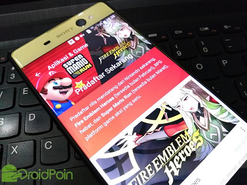 Game Fire Emblem Heroes Sudah Tersedia di Play Store