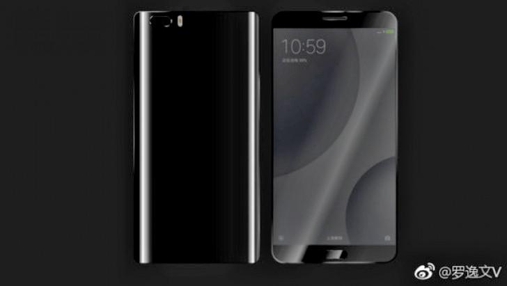 Beginikah Desain dari Xiaomi Mi 6?