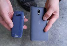 Drop Test Nokia 3310 vs Nokia 6, Siapa yang Terkuat?