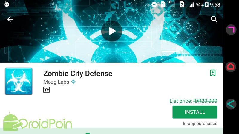 Ayo Segera Download, Beberapa Game Premium di Play Store sedang Gratis!