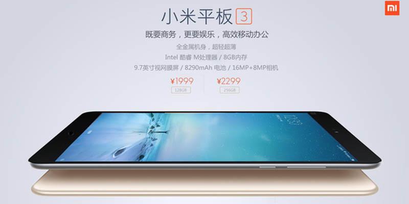 Xiaomi Segera Merilis Mi Pad 3?